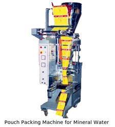 Pouch Packing Machine for Mineral Water