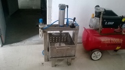 Penumatic Paneer Machine