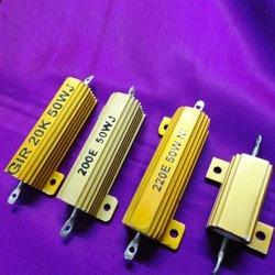 Aluminium Housed Wire Wound Resistors