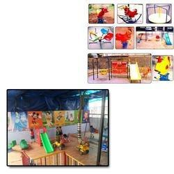 Kiddie Rides for Play Group Schools