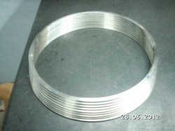 Metal Retainer Ring for Industrial Valve