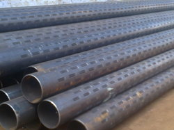 Slotted Pipe/ Screen Pipes/Casing Pipes