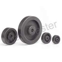Plastic Trolley Wheel