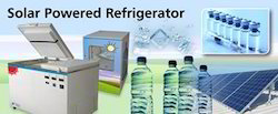 Solar Powered Refrigeration System