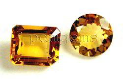 Citrine Gemstone For Rings