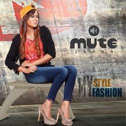 Mute Skinny Ladies Ankle Jeans, Waist Size: Available sizes in 28 to 40