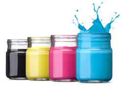 Printing Color Ink