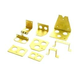 Brass Cable Gland Plate
