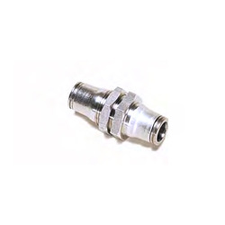 Stainless Steel Equal Bulkhead Connector