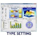 Type Setting Solutions Service