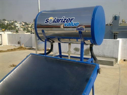 Solar heating and lighting systems solarizer spring solar water solar heating and lighting systems solarizer spring solar water heater wholesaler from bengaluru sciox Gallery