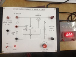 Op Amp As Series Regulator