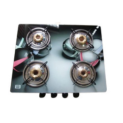 Household Gas Stove With 4 Burner