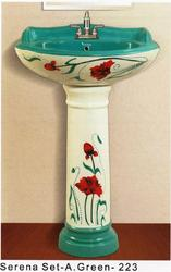 Designer Wash Basin with Padestal