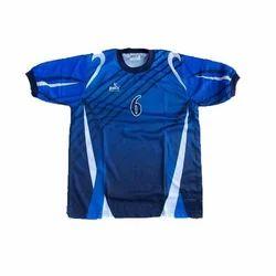 Sports Round Neck T Shirt