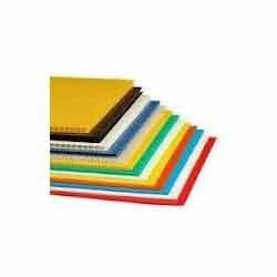 Corrugated Plastic Board Sheet