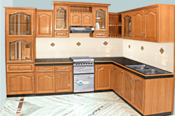 Captivating Designer Kitchen Cabinets