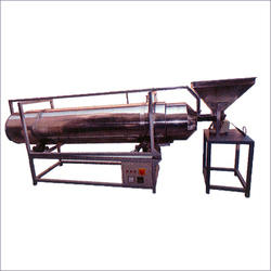 Puff Snacks Roaster Dryer Machine