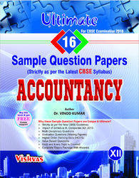 Ultimate Accountancy Sample Papers 2015-16 CBSE