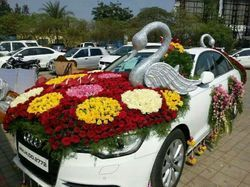 Car decoration services ganpati decoration service provider from pune junglespirit Choice Image
