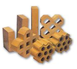 Fire Resistant, Heat Resistant KRPL Specially Shaped Bricks