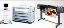 Jumbo Auto Card Print Xerox Machines