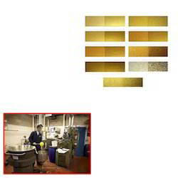 Gold Series Pearlescent Pigments for Paint Industry