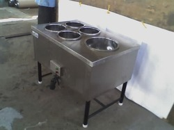 Used Commercial Gas Burner