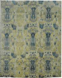 Handmade Ikat Carpets