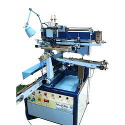 Oval & Flat Screen Printing Machines