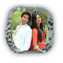 Promotional Crystal Photo Frame