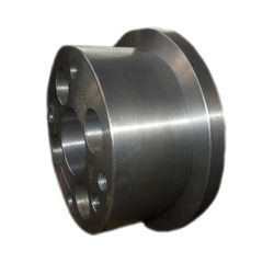 Mild Steel Back Body Storz Coupling