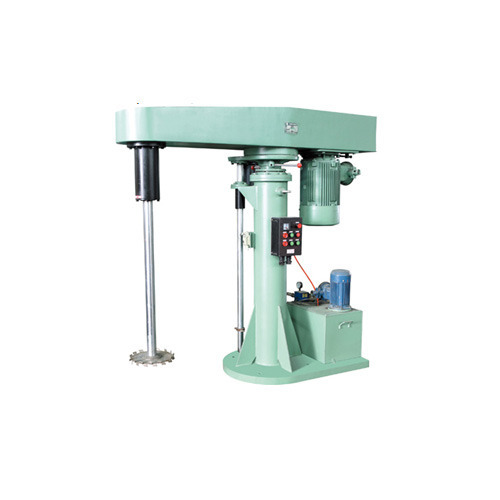 High Speed Dispersion Machine, हाई स्पीड डिस्पर्सर in Bhosari, Pune ,  Renders India Private Limited   ID: 7082847030