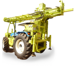 Hydraulic Soil Investigation Drilling Rig