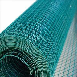 PVC Coated Wire Mesh, Thickness: Standardized