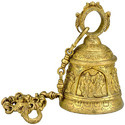 Brass Temple Bell