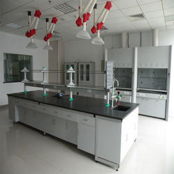 Fume Hood Exhaust Control System