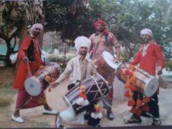 Punjabi Dhol Band Service