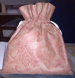 Standard Pink Gift Bag, Size/Dimension: 8 W * 10 H