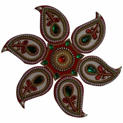 Handcraft Rangoli View Specifications Details Of Rangoli Designs