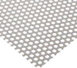 Galvanized Perforated Metal Sheet