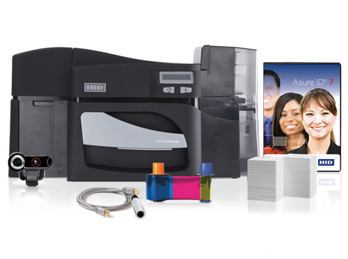 Hid Fargo ID Card Printer DTC 4500 - IBS Infolabs, Hyderabad