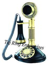 Antique Brass Stylish Telephone