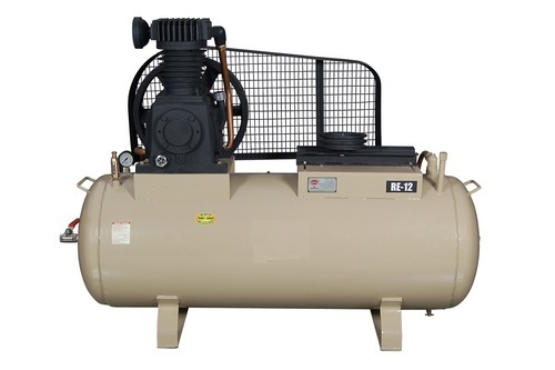 Air Compressor (Low Pressure with Single Stage & Piston)