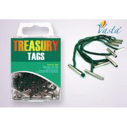 Treasury Tags