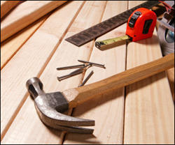 Panelling Remodelling Wood Work Renovation Services, in Commercial, Size/Area: 5000sqft