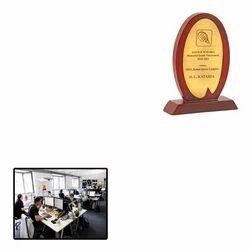 Wooden Mementos for Corporates
