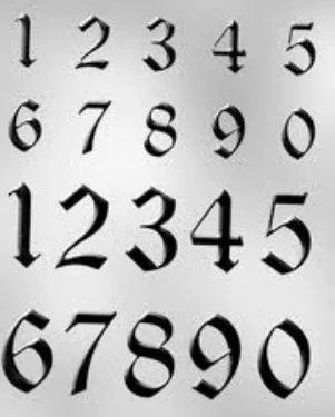 Docomo Fancy Number Sim Card