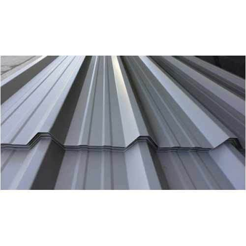 Trapezoidal Roofing Sheets At Rs 270 Square Meter Trapezoidal Profiles Id 7141876988