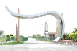 ACP Sheet Colony Main Gate
